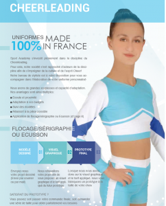 cheerleadings informations